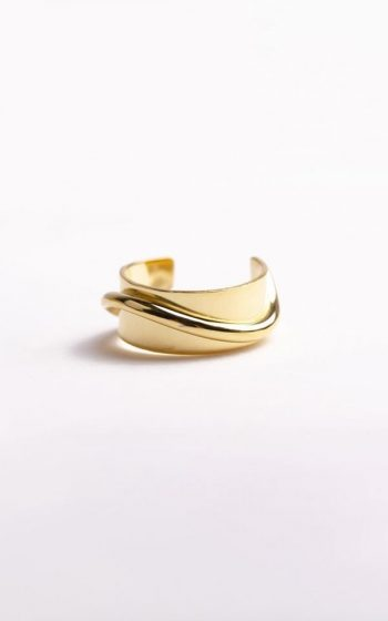 Cuff Double Ring