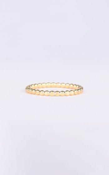 Ring Circles Flat Pearl