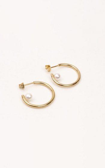 Earrings Bagues Perle