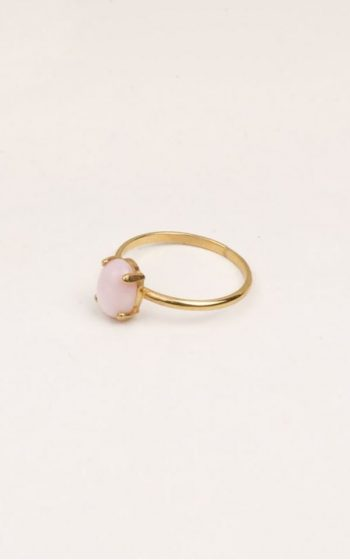Ring Scintillante Quartz