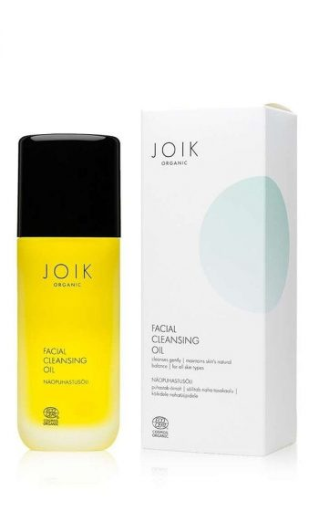 Cleansing Oil Facial