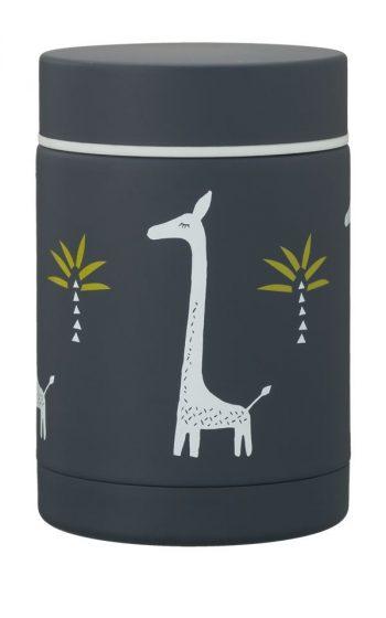 Food Jar Thermos - Giraffe