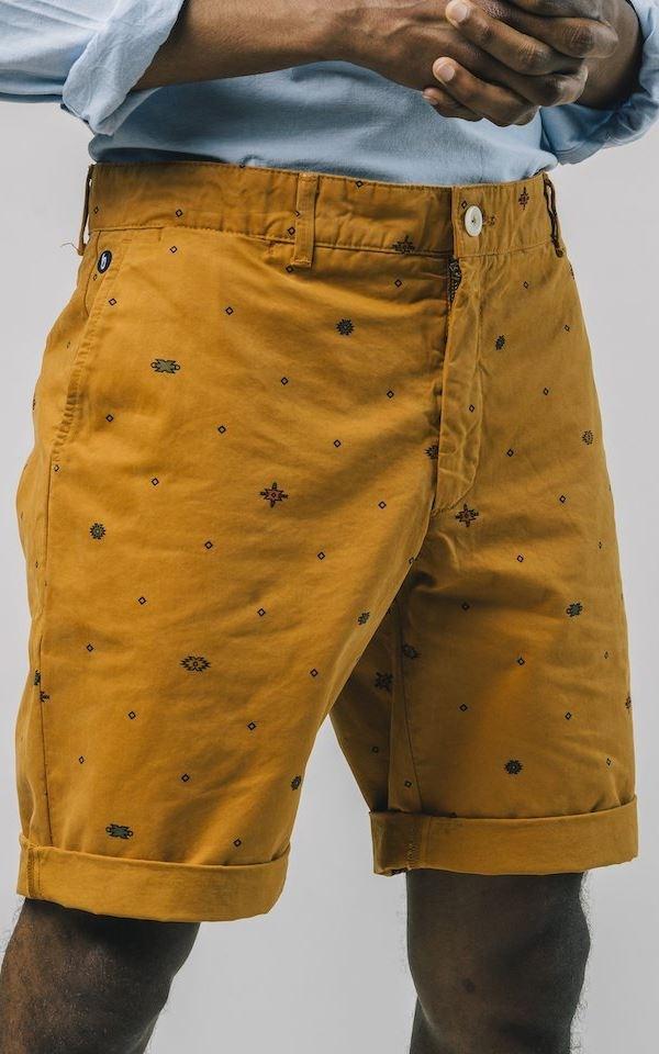 Shorts Ndebele from Het Faire Oosten