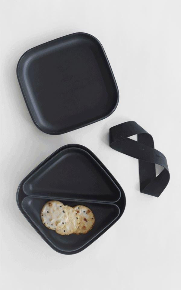 Lunch Box Square Lemon
