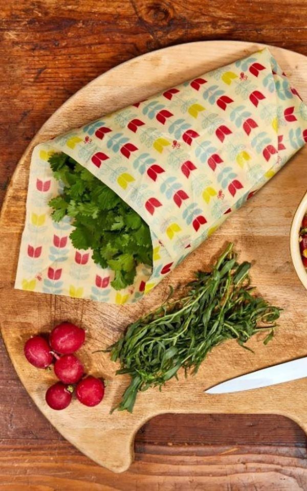 Food Wrap Set 3P Tulip