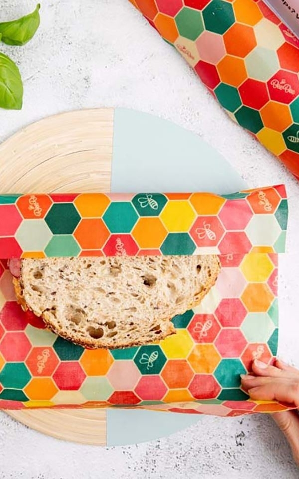 Food Wraps On-a-Roll Honeycomb