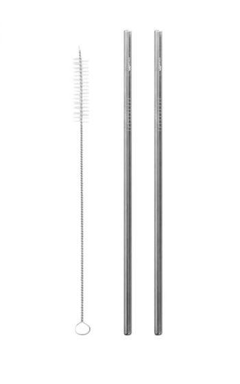 Straws Steel set 2P
