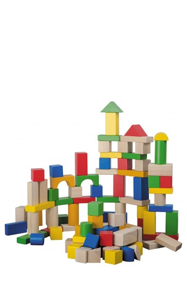 Wooden Blocks from Het Faire Oosten