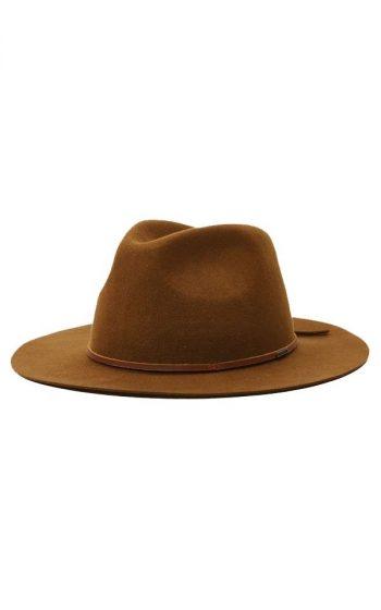 Hat Fedora Wesley Packable