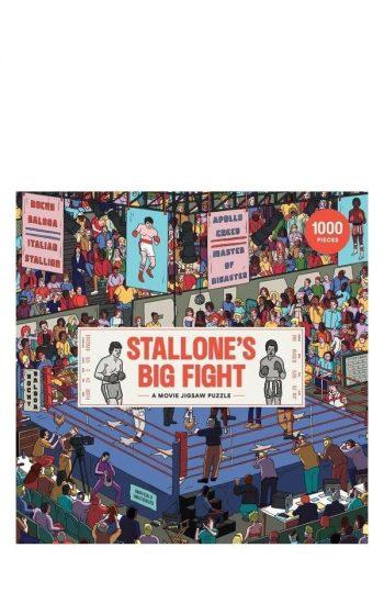 Puzzle - Stallone's Big Fight