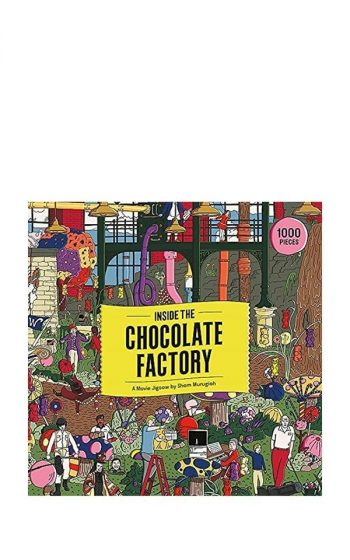 Puzzle - Inside the Chocolate Factory