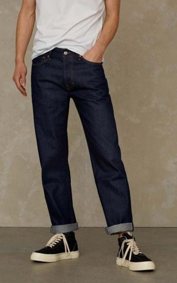 Jeans Kong Selvage