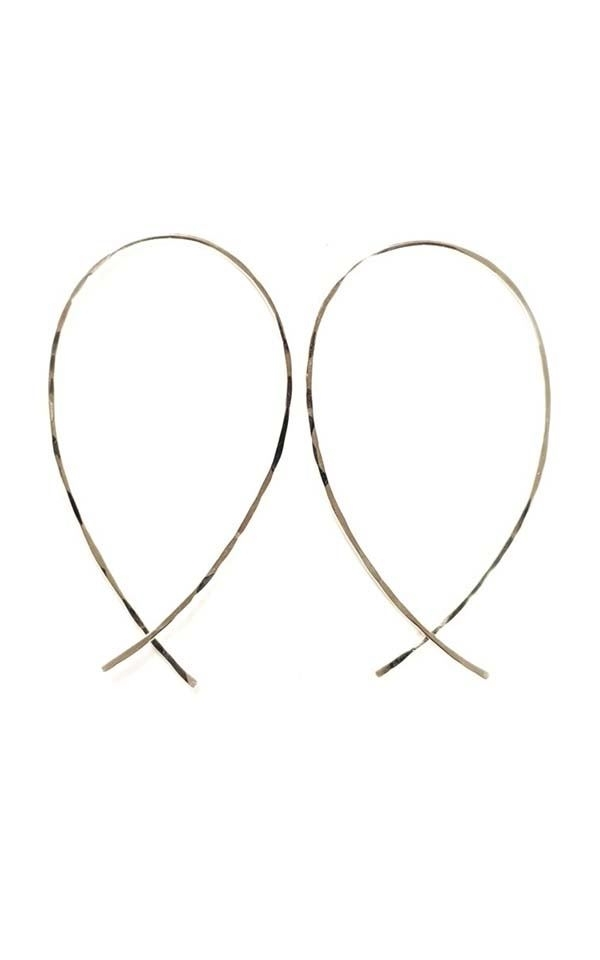 Earrings Fishy from Het Faire Oosten