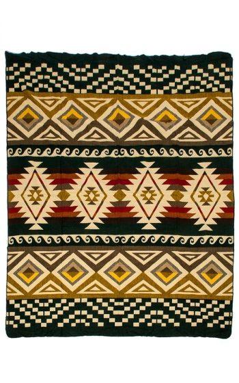 Plaid Alpaca Native Cayambe