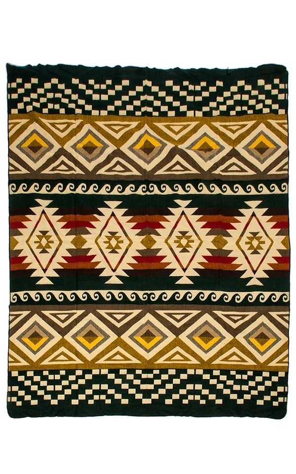 Plaid Native Cayambe from Het Faire Oosten