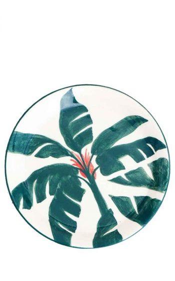 Dish Nature Palm