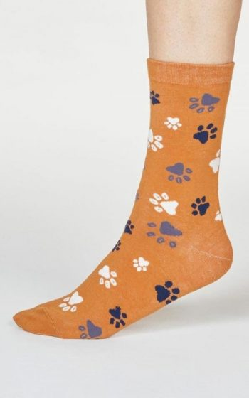 Socks Elsa Paw Print