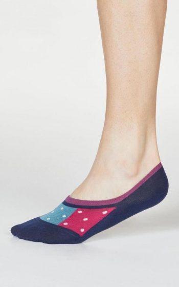 Socks Nita Spot No Show