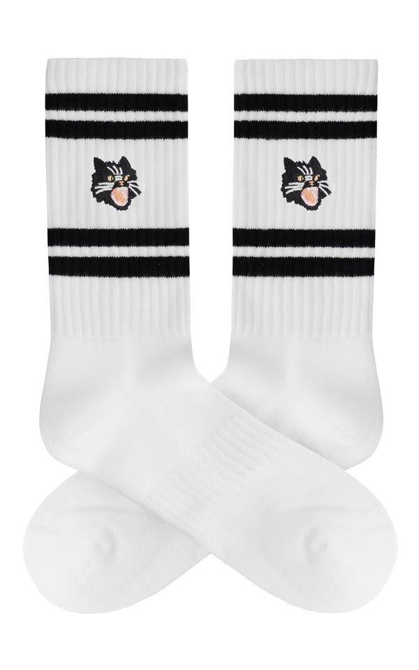 Socks Kitty Cat from Het Faire Oosten