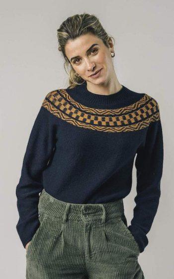 Sweater Ribbon Jaquard