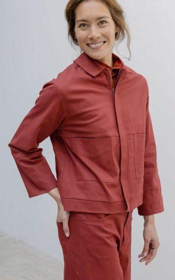 Jacket Iona Twill