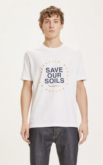 T-Shirt Alder Ro Save Our Soil
