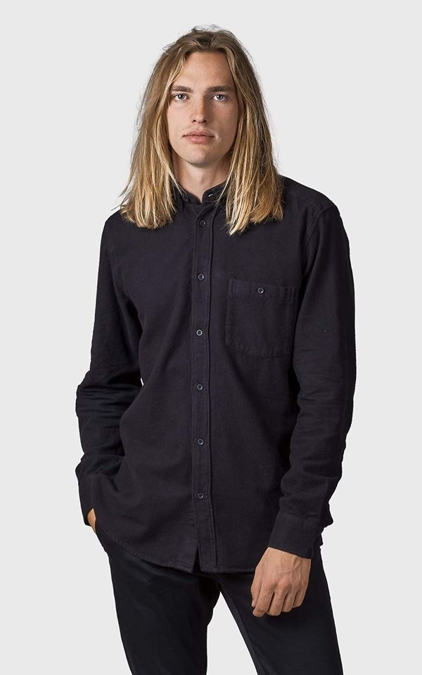 Shirt Benjamin Flannel from Het Faire Oosten