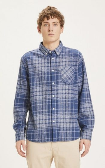 Shirt Larch Heavy Flannel Check