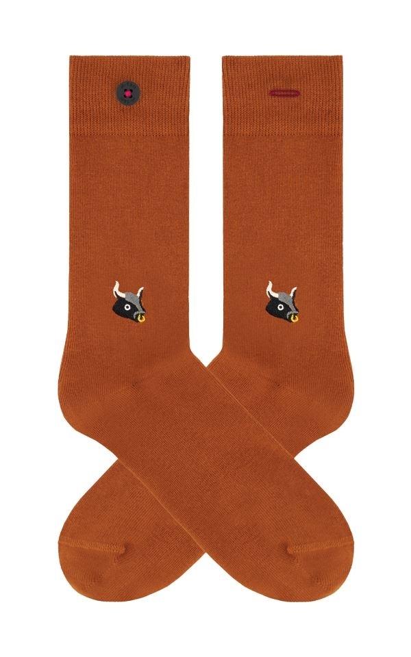 Socks Budi from Het Faire Oosten