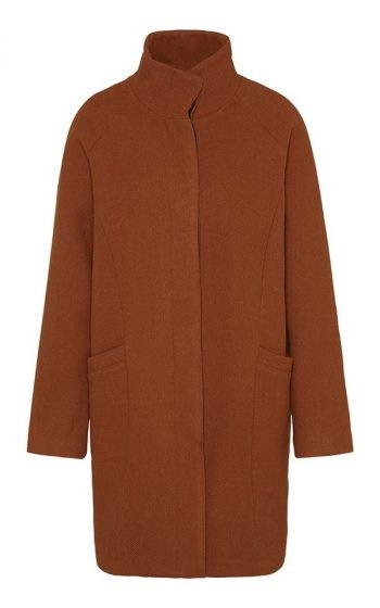 Coat O-Shape