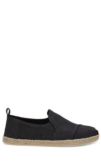 Shoe Alpargata Deconstructed