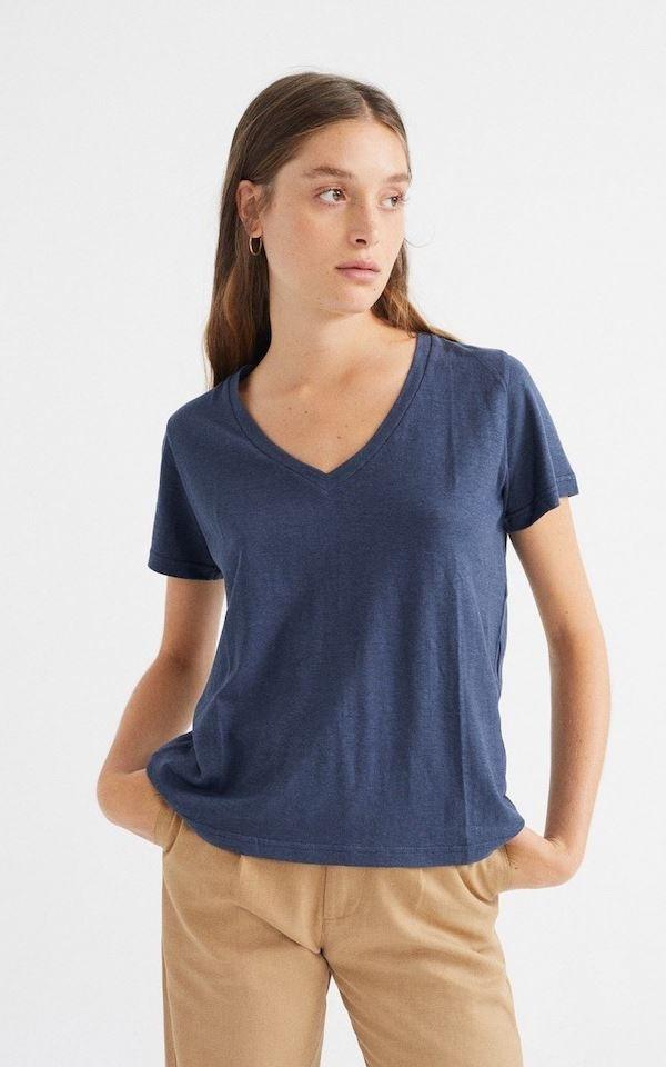 T-Shirt Clavel Hemp from Het Faire Oosten