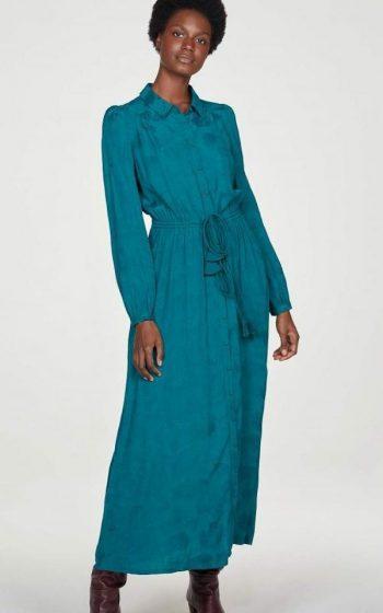 Dress Edwina Tie Front
