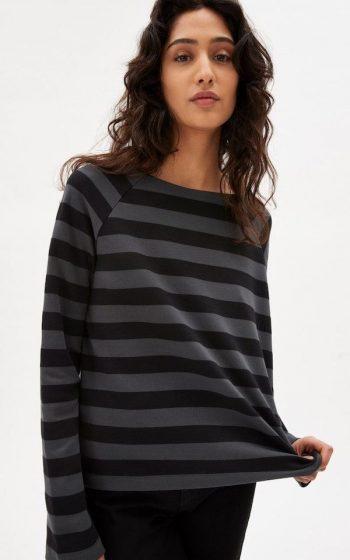 Sweater Delaa Striped