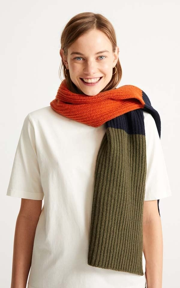Scarf Night Ghede from Het Faire Oosten